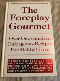 Book The Foreplay Gourmet