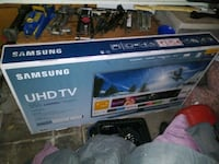 55 in samsung flat screen brand new  Thornton, 80241