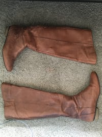 Steve Madden Knee High Boots Size 6 Lacombe