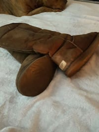 UGG boots size 9. 13 inch tall