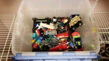 Misc. toy cars