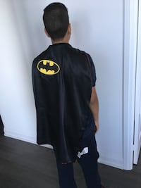 Batman or Superman cape Vaughan, L4L