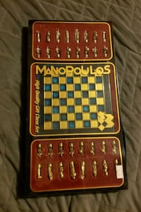 Small Manopoulos High Quality Gift Chess Set Beaverton, 97007