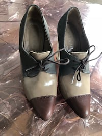 Marni leather shoes Los Angeles, 90035