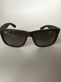 black framed Ray-Ban wayfarer sunglasses Toronto, M4S 3A8