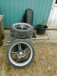 "18"" Rims for Sale 571 km"