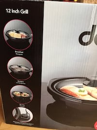 GrIll -Deni 12 inch -Brand NEW Rockville, 20852