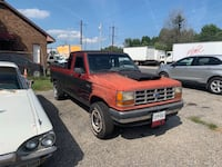 Ford - Ranger - 1992 firm price Brooklyn
