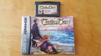 Game boy advance, tactics ogre Montréal, H1A