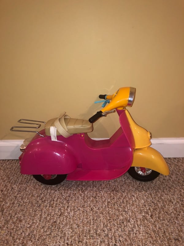 American girl doll scooter  ff64f0a6-01aa-488f-a987-6159b4ff38be