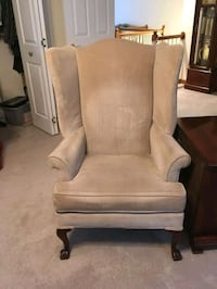 Wing Back Chair Sykesville, 21784