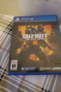 Call of duty Black ops 4 Barrie, L4M 7C2