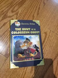 Geronimo Stilton - The Hunt for the Colosseum Ghost Toronto, M5J 3B1