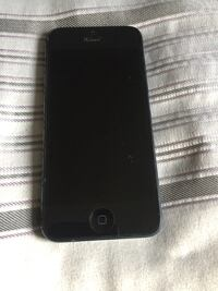 iPhone 5 Black Mississauga, L5B