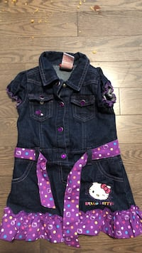Hello kitty dress 3T Vaughan, L4K 5G8