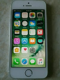 Iphone 5s 16gb white Verizon