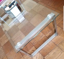 Modern Glass coffe table