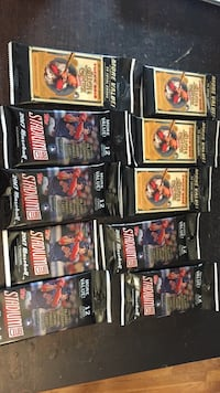 10 Unopened Packs of Baseball Cards Must read ad Boston, 02122