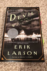 The Devil in the White City by Erik Larson Havertown, 19083