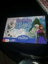 Frozen Surprise slides board game Lancaster