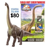 Jurassic World Legacy Collection Brachiosaurus New/ SOLD OUT New York, 10312