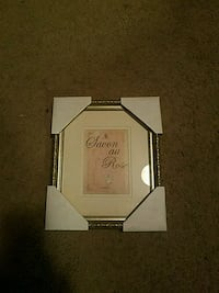 13×11 picture frame (originally 40$)