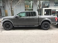 2015 F150 Lariat 5.0L - Loaded Leather - Dealer Maintained Like new! Barrie
