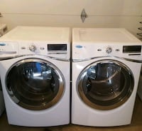 Whirlpool duet steam washer and dryer  Pickering, L1V 6P5