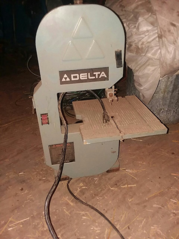 Delta 1 5 Hp Tabletop Bandsaw 100 Firm
