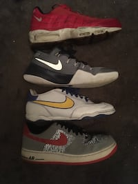 Excellent Nike Sneakers 10.5-12 Albertson, 11507