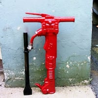 JACKHAMMER: 60lb Paving Breaker - ASK FOR PRICE Woodland Park