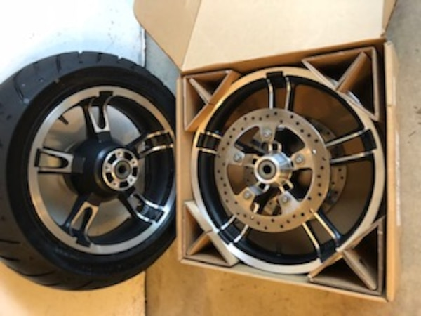 Used Harley Davidson Wheels >> Harley Davidson Wheels