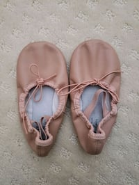 Toddler Girls Ballet Shoes Richmond, V6Y 2B6