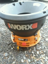 Worx electric leaf mulcher no stand included