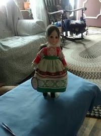 Miss Italy, from the Effanbee dolls collection Florissant, 63031