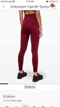 Lulu Lemon Leggings BN!!!