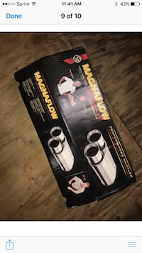 MAGNAFLOW PERFORMANCE MUFFER, Brand NEW Still in the Box, Never Been Used, I paid $275.00 for it, Sell it for $200.00 Antioch, 94531