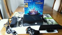 Xbox 360 slim console Kinect call of duty games bo Whitchurch-Stouffville, L4A 0J5