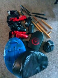 Boxing/ kick boxingTraining equipment Wichita, 67212