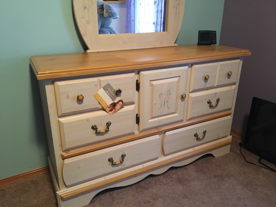 Girls youth bedroom set for sale