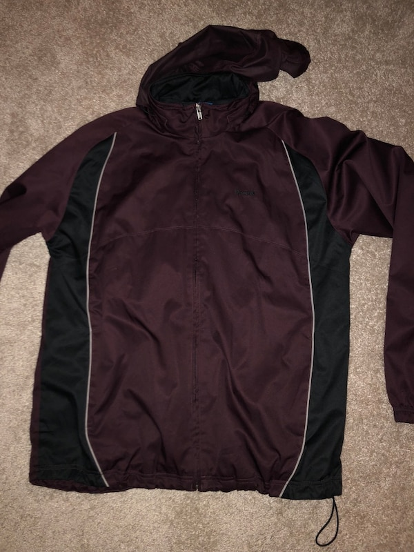 Men's XL Reebok jacket