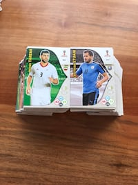 Panini World Cup 2018 Russia adrenalyn xl