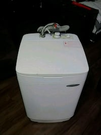 Haier apartment sized portable clothes washer Vancouver, V5S 4P5