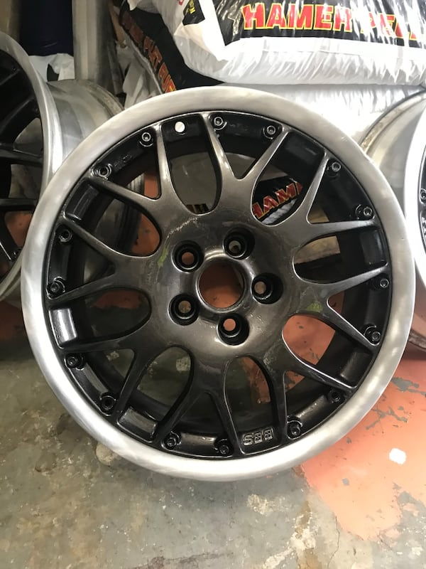 Rxii BBS wheels 0