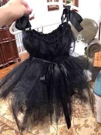 Hand made  witch dress for size2t Guntersville, 35976