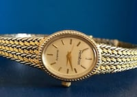 Vintage woman's Armitron watch with two tone band  Fort Myers, 33919