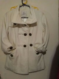 White winter dress jacket Calgary, T2B 2C7