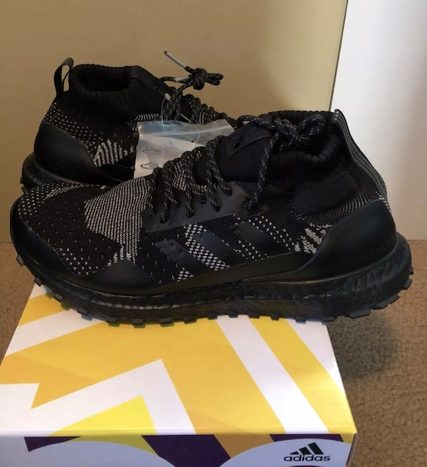 4ee706b56 Used Kith x nonnative x adidas consortium ultraboost mid atr size 9.5 for  sale in Mission Viejo - letgo