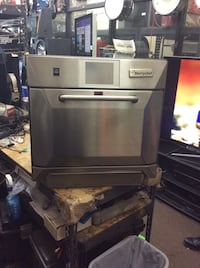 Merry chef microwave commercial and convention oven eikon e4s .used. Tested. In a good working order.  Baltimore, 21205
