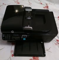 HP printer fax and scanner includes cords/cables - no toner  Toronto, M9R 1T8